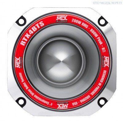 MTX RTX4BTS Bullet Tweeter 8Ω 200W RMS 1 ADET