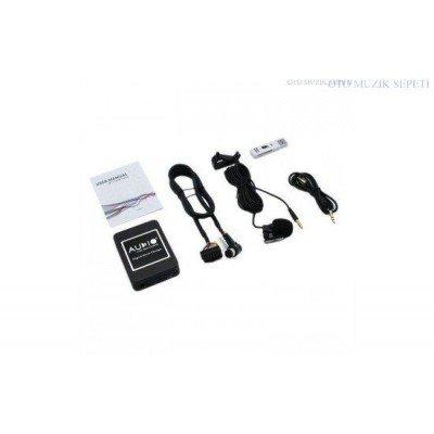 Peugeot Araçlara Uyumlu Bluetooth-Usb-Aux-SD Kart Aparatı