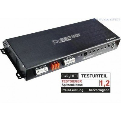 Audio System R 1250.1D 24 Volt Tır ve Marin Amfi