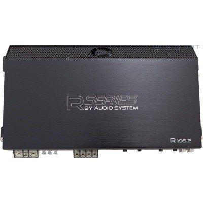 Audio System R 195.2 Oto Amfi