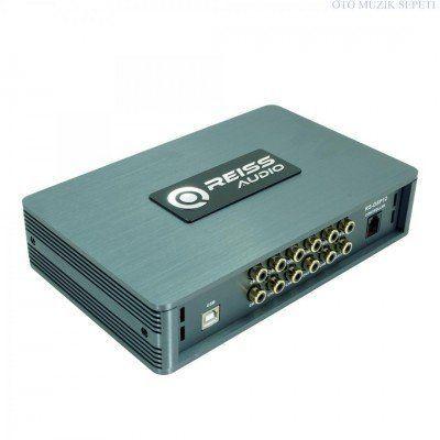 Reis Audio RS-DSP12 12 Kanal Yüksek Kalite İşlemci