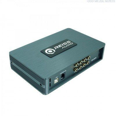 Reis Audio RS-DSP8 8 Kanal İşlemci