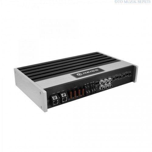 Reis Audio RS-T1000.4D 4 Kanal Amplifikatör