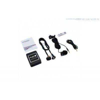 Skoda Araçlara Uyumlu Bluetooth-Usb-Aux-SD Kart Aparatı