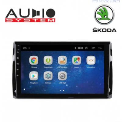 Skoda Kodiaq Araçlara Android Multimedia Navigasyon