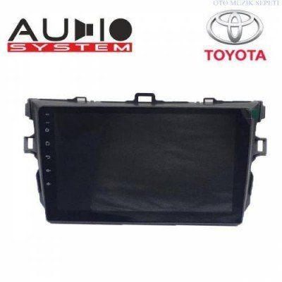 Toyota Corolla Araçlara Android Multimedia Navigasyon