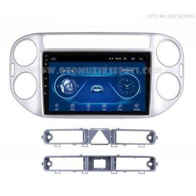 Volkswagen Tiguan Araçlara Android Multimedia Navigasyon