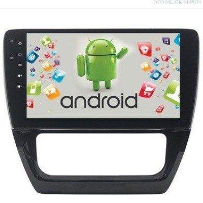 Volkwagen Jetta Araçlara Android Multimedia Navigasyon