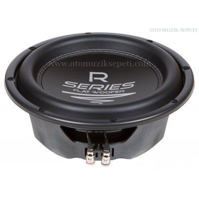 Audio System R 10 FLAT 25cm Slim Subwoofer