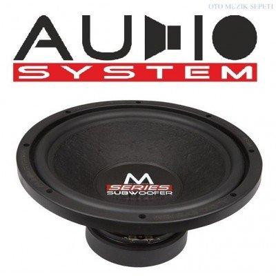 Audio System M 15 38 CM Subwoofer