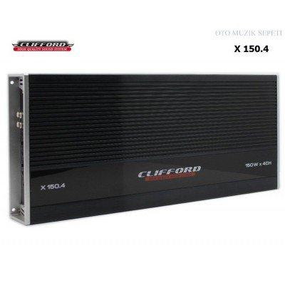 Clifford X 150.4 4 Kanal Ses Amfisi