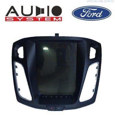 Ford Focus 3 4 Tesla 1+16GB Android Multimedia Navigasyon Oto Teyp