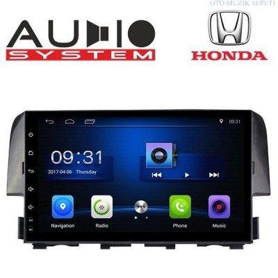 Honda Civic FC 5 Android Multimedia Navigasyon Oto Teyp 4+64gb