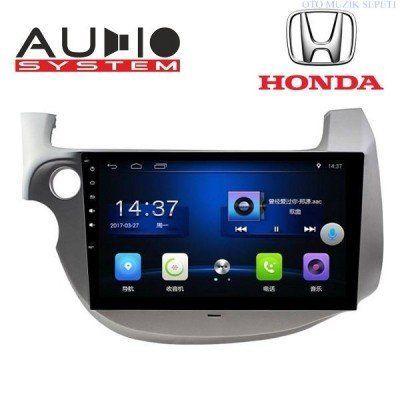 Honda Jazz 2008 Araçlara Android Multimedia Navigasyon