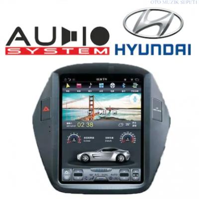 Hyundai İX 35 Araçlara Tesla 1+16GB Android Multimedia Navigasyon Oto Teyp
