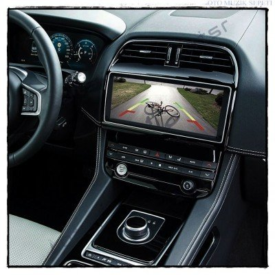 Land Rover Jaguar Geri Görüş Kamera Sistemi