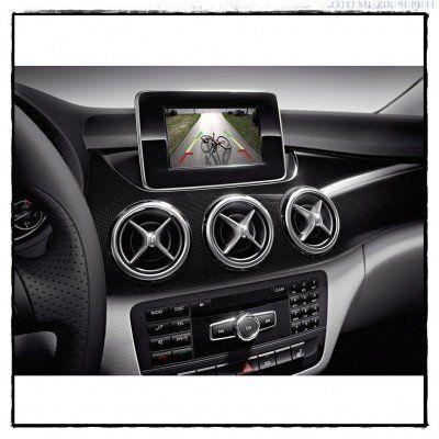 Mercedes Benz A B C E ML GLA GLK Geri Görüş Kamera Sistemi