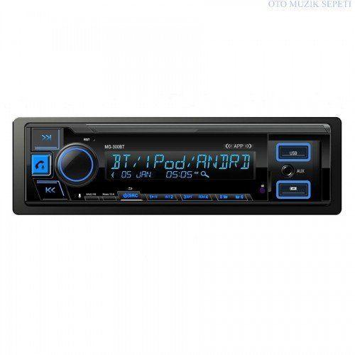MG Audıo MG-400BT USB MP3 Bluetooth Oto Teyp