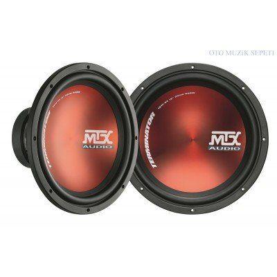 MTX TR12-04 30 Cm Terminatör Serisi Subwoofer