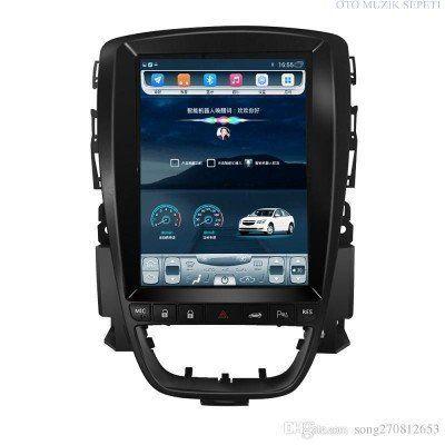 Opel Astra J Araçlara Tesla Android Multimedia Navigasyon 1+16 GB