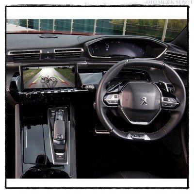 Peugeot Citroen Geri Görüş Kamera Sistemi