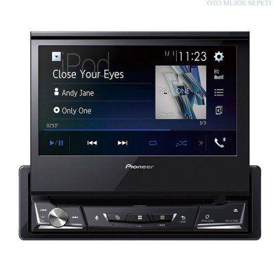 Pioneer AVH-A7100BT USB DVD/CD İndash Teyp