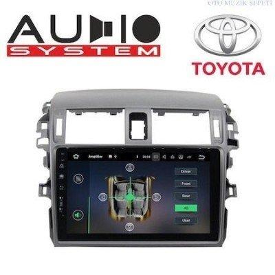 Toyota Corolla Araçlara Android Multimedia Navigasyon Oto Teyp