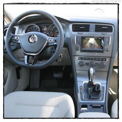 Volkswagen Porsche Audi Geri Görüş Kamera Sistemi
